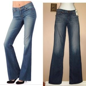🆕 J Brand Mae Bootcut Jeans Mid Rise Athens 24